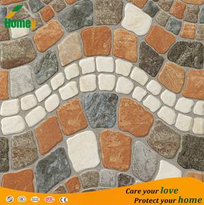 China Stone Mosaic Parquet Matt Rustic