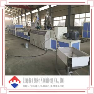 PVC Decorate Wall Sheet Making Extrusion Machine with Ce and ISO pictures & photos