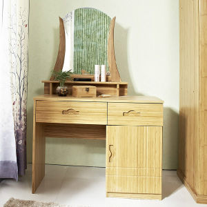 china vanity bamboo glass dressing table for bedroom 11700 | vanity bamboo glass dressing table for bedroom furniture