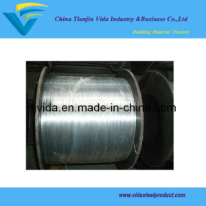 Galvanized Wire with Spool Packing