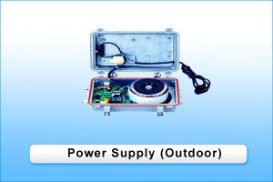 Outdoor Power Supply