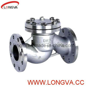 Swing Check Valve with Flange End pictures & photos
