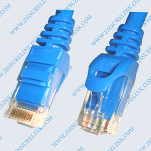 UTP Cat5e Patch Cord pictures & photos