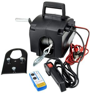 Electric Winch for Boat/Yacht (12V 2000lb)