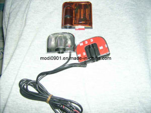 Car LED Door Light DIY, Wireless, No Drill Hole, No Connect Wire, Car Door LED Welcome Light, LED Ghost