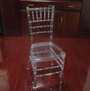 Crystal Resin Tiffany Chair for Outdoor Event pictures & photos
