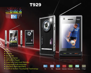 T929 TV Mobile Phone