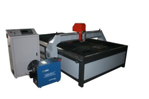 CNC Flame/Metal Cutter,Steel Engraver/Iron Cutter and Engraving Machine (YH-1325-60A) pictures & photos