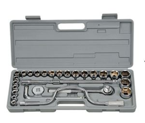 "28 PCS Socket Set (1/2"") (ST-2138) pictures & photos"