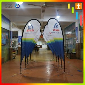 Custom Design Teardrop Flag/Outdoor Flag/Wind Flag/Flying Flag pictures & photos