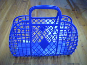 Plastic Shopping Basket Usf9001