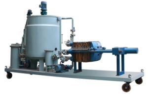 QNF Series Used Lubricating Oil Regeneration System