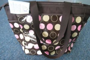Diaper Bag, Baby Bag, Courier Bag, Mother Bag
