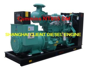 Cummins Diesel Engine Nt855 for Marine Genset Application pictures & photos