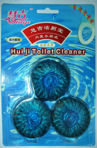 Blue Toilet Cleaner Block pictures & photos