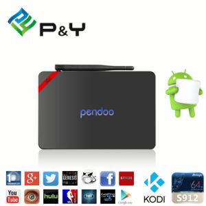 Smart Android TV Box Pendoo X92 S912 2g16g Dual WiFi pictures & photos