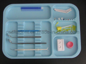 Autoclavable Dental Instrument Tray pictures & photos
