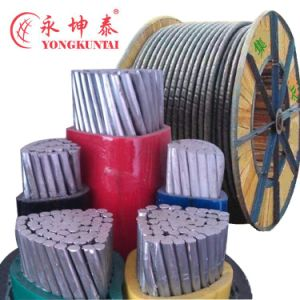 PVC Insulation Electrical/Electric Aluminum Winding Wire Cable pictures & photos