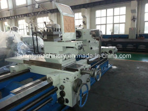 High Precision Aluminum or Brass CNC Turning Lathe Machine pictures & photos