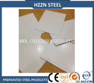 Prepainted Steel Coil Polar White pictures & photos