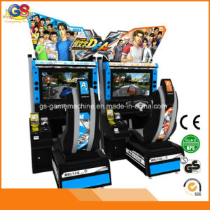 Initial D Arcade Racing Car Simulator Driving Game Machine pictures & photos