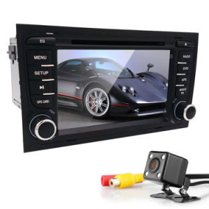 "2 DIN 7""with GPS Navigation for Audi A4 S4 RS4"