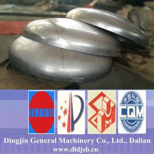 The Stainless Steel Dish Head for Separator Part pictures & photos