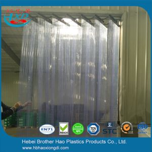 Warehouse Refrigerator Soft Plastic Strip Door Curtain