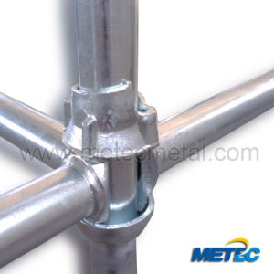 Heavy Duty Metal Cuplock Scaffold pictures & photos
