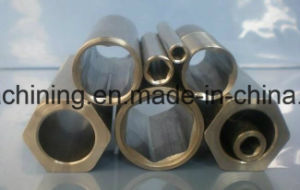 Cold Drawn Hexagonal Steel Pipe pictures & photos