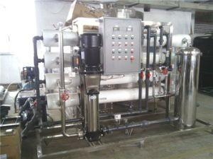 Industry Reverse Osmosis System Water Treatment Equipment pictures & photos