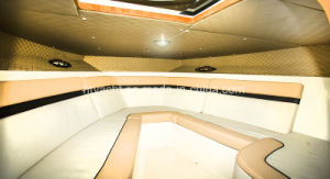 22′ Fiberglass Sporty Leisure Racing Boat Hangtong Factory-Direct pictures & photos