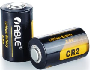 Cr2 3.0V Lithium Battery Cr15270