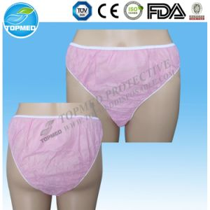 Disposable G String/Brief/Panty/Thong/Tanga Disposable Underwear pictures & photos