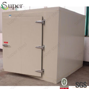 Prefab Refrigerator Solar Freezer Cold Room in Africa pictures & photos