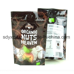 Hotsale Food Grade Packing /Stand up Laminated Pouch for Nuts pictures & photos