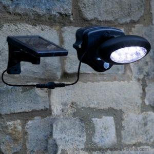 Solar Powered 10 LED Security Wall Sensor Outdoor Light