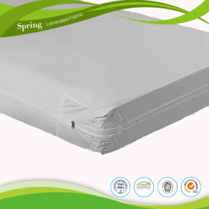 Luxurious Home Fancy King Size Waterproof Zippered Knitted Mattress Encasement pictures & photos