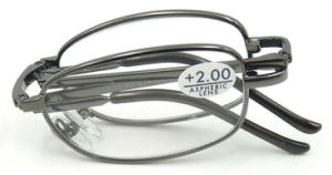 RM17134 Quality Foldable Reading Glasses with Best Packing Box pictures & photos