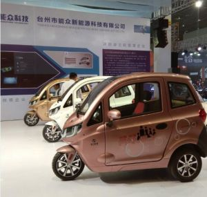 Low Speed Vehicles >> 3 Seater Low Speed Electric Vehicle