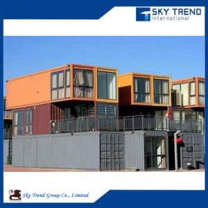 New Type Prefabricated Fabrication Muti Container House pictures & photos