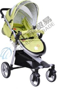 En1888 Approved Baby Stroller with Revolutionary Folding System