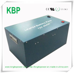 72V 45ah Storage LiFePO4 Battery Pack for Telecom. Communication