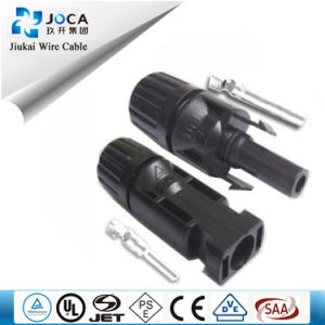 Jiukai Mc4 Solar PV Connector for Solar System