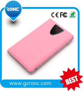 Factory Sale Portable Mobile Power Bank 8000mAh pictures & photos