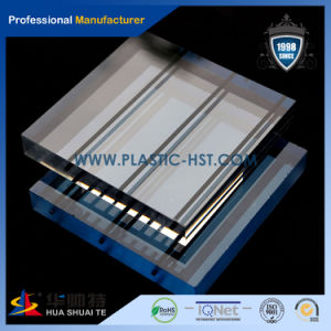 15-20mm Thread Thick Plexiglass Acrylic Sheet for Noisy Barrier pictures & photos