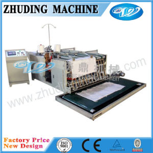 Woven PP Fabric Cutting and Sewing Machine pictures & photos