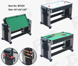 48 Inch Rotational Air Hockey and Pool Table pictures & photos