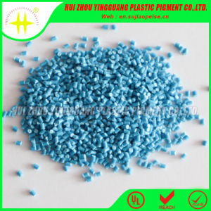 Blue Color Masterbatch Plastic Material Used for Plastic Bags