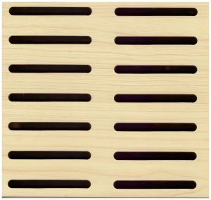 Slot Wooden Acoustic Decorative Boards pictures & photos